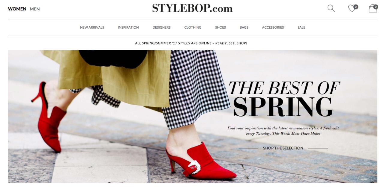 DARLA: Good websites for women
