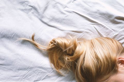 5 Ways to Wake Up with Better Hair Than You Went to Sleep With