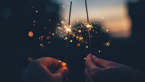 Finger, Event, Nail, World, Fireworks, Celebrating, Holiday, Thumb, Space, Midnight,