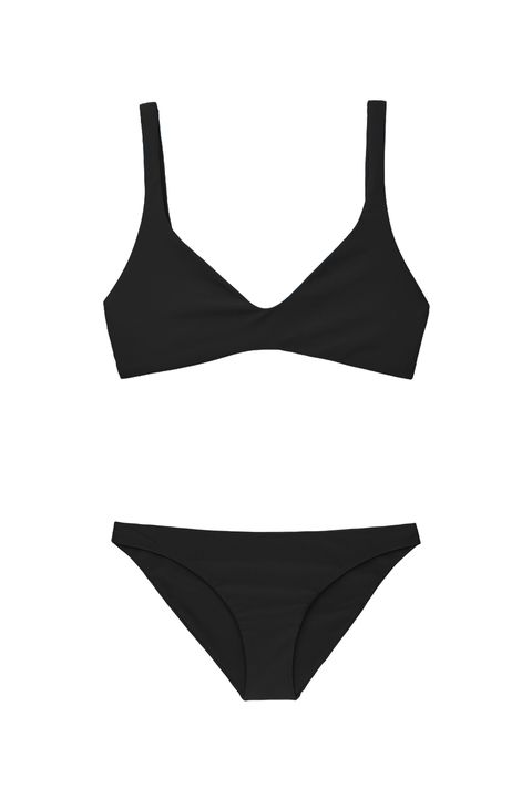 "<p>Skeptical? Don't be—a plunge top with thicker straps works for all kinds of chests, while a low-rise bottom provides medium coverage so you can actually *do* things.&nbsp;</p><p>Top, $50, <a href=""https://bikyni.com/products/the-plunge"" target=""_blank"" data-tracking-id=""recirc-text-link"">bikyni.com</a>; bottoms, $50, <a href=""https://bikyni.com/products/the-bikini"" target=""_blank"" data-tracking-id=""recirc-text-link"">bikyni.com</a>.</p>"