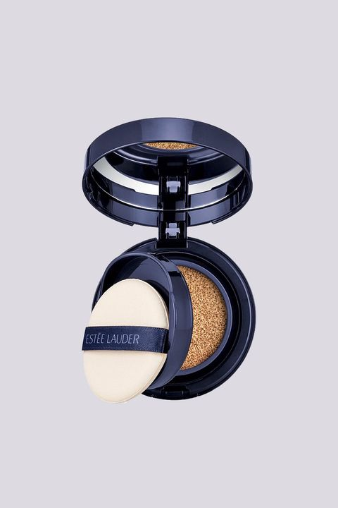 """<p>Contrary to popular belief, you can get a gorgeous, second-skin finish with an SPF foundation. You just have to find the right one. We love this liquid foundation in particular because it glides on like silk with&nbsp;light, super-buildable coverage that has a&nbsp;natural finish.<span class=""""redactor-invisible-space"""" data-verified=""""redactor"""" data-redactor-tag=""""span"""" data-redactor-class=""""redactor-invisible-space""""> Extra points for the practicality of a portable cushion contact.</span></p><p>Estée Lauder Double Wear Cushion BB All Day Wear Liquid Compact SPF 50, $39.50;&nbsp;<a href=""""http://bit.ly/2pXx65N"""" target=""""_blank"""" data-tracking-id=""""recirc-text-link"""">nordstrom.com</a>.<span class=""""redactor-invisible-space"""" data-verified=""""redactor"""" data-redactor-tag=""""span"""" data-redactor-class=""""redactor-invisible-space""""></span></p>"""