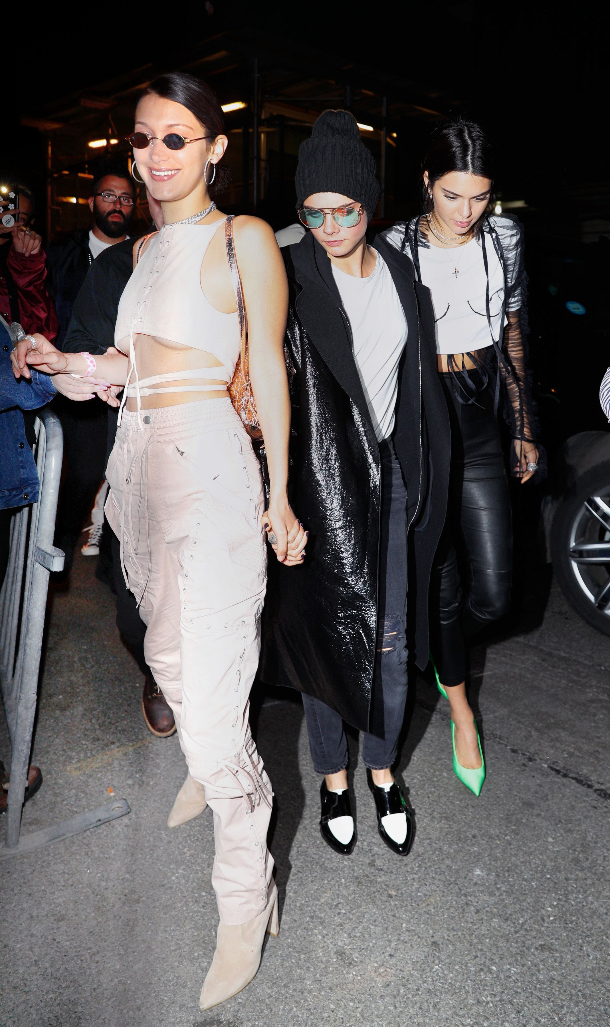 e79d2c4ae5189 Kylie Jenner and Friends at Travis Scott Birthday Photos - Bella ...