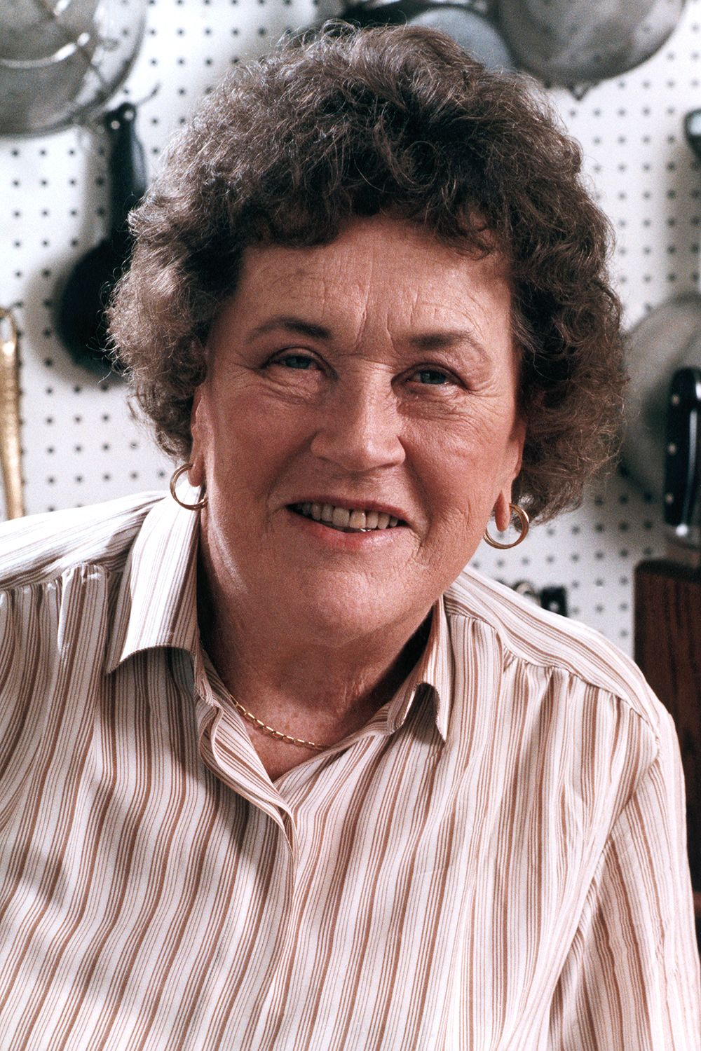 <p>If we can learn anything from Julia Child (beside the magic of adding butter to a dish), it's how to make the best of any situation. She spent her twenties working as a copywriter. When the United States joined World War II, Child tried to join the Women's Auxiliary Corps but was rejected for being too tall. Undeterred, she used her previous experience to become a typist for the OSS—and was eventually stationed in France as an American spy. It was only while in France, at the age of 36, that Child first learned how to cook. The rest, as they say, is history. </p>