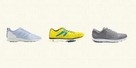 Shoe, Footwear, Outdoor shoe, Running shoe, White, Walking shoe, Yellow, Sneakers, Nike free, Athletic shoe,