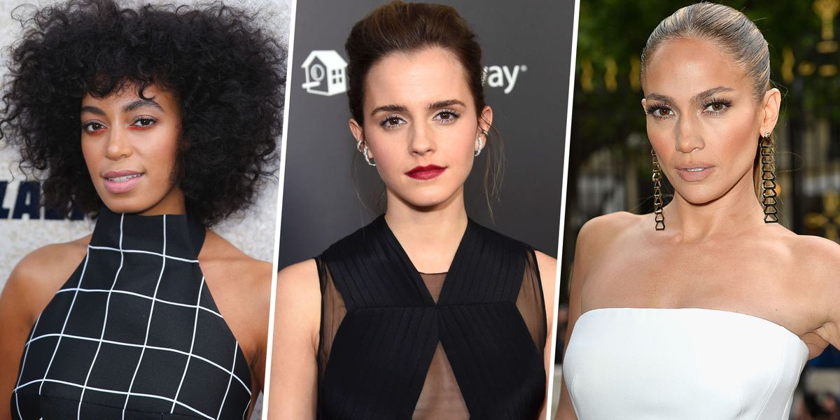 20 Celebrity Pubic Hairstyles - How Celebs Style Their
