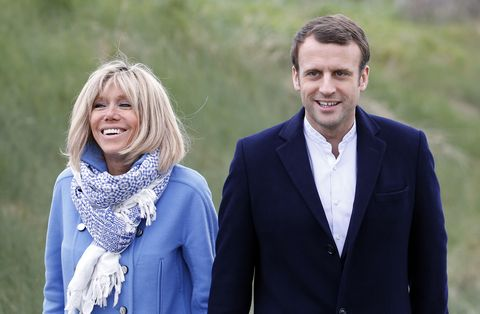 Who Is Brigitte Trogneux Facts About France S New First Lady