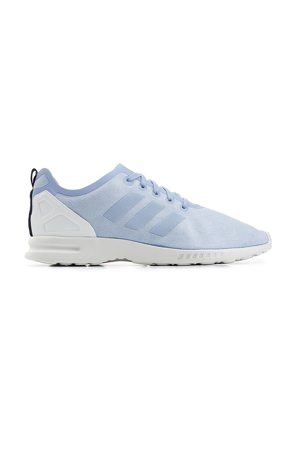 "<p>Blue is the fastest color. (Because Sonic.)&nbsp&#x3B;</p><p>Adidas, $79, <a href=""https://www.stylebop.com/en-us/women/zx-flux-smooth-sneakers-236893.html"" target=""_blank"" data-tracking-id=""recirc-text-link"">stylebop.com</a>.</p>"