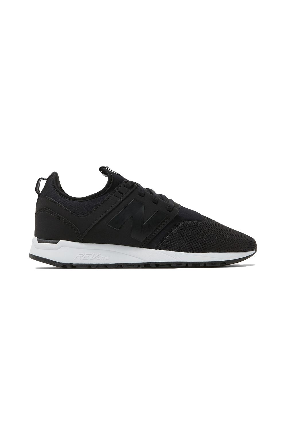 "<p>If you were a celebrity, you would be wearing these as you got into your Ranger Rover.</p><p>New Balance, $80, <a href=""http://needsupply.com/womens/shoes/sneakers/lace-up/247-in-black-white.html"" target=""_blank"" data-tracking-id=""recirc-text-link"">needsupply.com</a>.</p>"