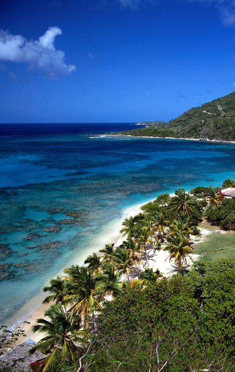 Body of water, Nature, Coastal and oceanic landforms, Coast, Shore, Ocean, Beach, Bay, Tropics, Caribbean,