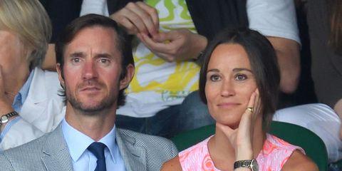 Pippa Middleton wedding to James Matthews