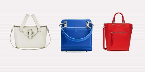 Blue, Product, Bag, Style, Luggage and bags, Fashion, Azure, Electric blue, Leather, Shoulder bag,