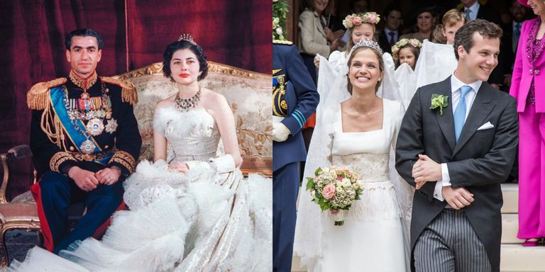 Royal Wedding Gowns - Iconic Royal Brides