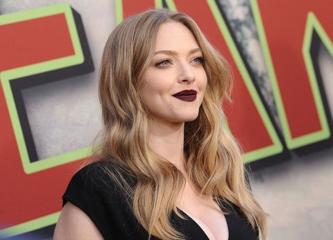 Amanda Seyfried Wore a Dress With a Hidden Political Message to the 'Twin Peaks' Premiere