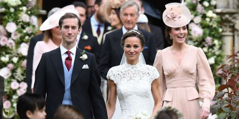 Pippa and James