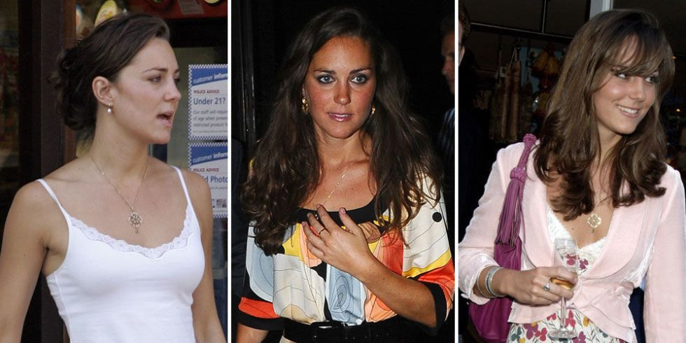 24 Photos That Show What Kate Middleton Used to Wear Before She Became a Duchess