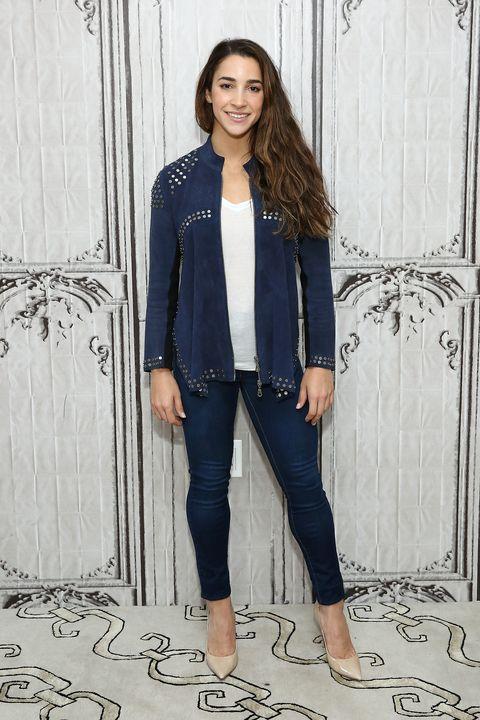 Clothing, Jeans, Denim, Outerwear, Fashion, Electric blue, Street fashion, Jacket, Footwear, Textile,