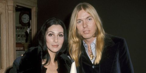 Cher's tribute to ex-husband