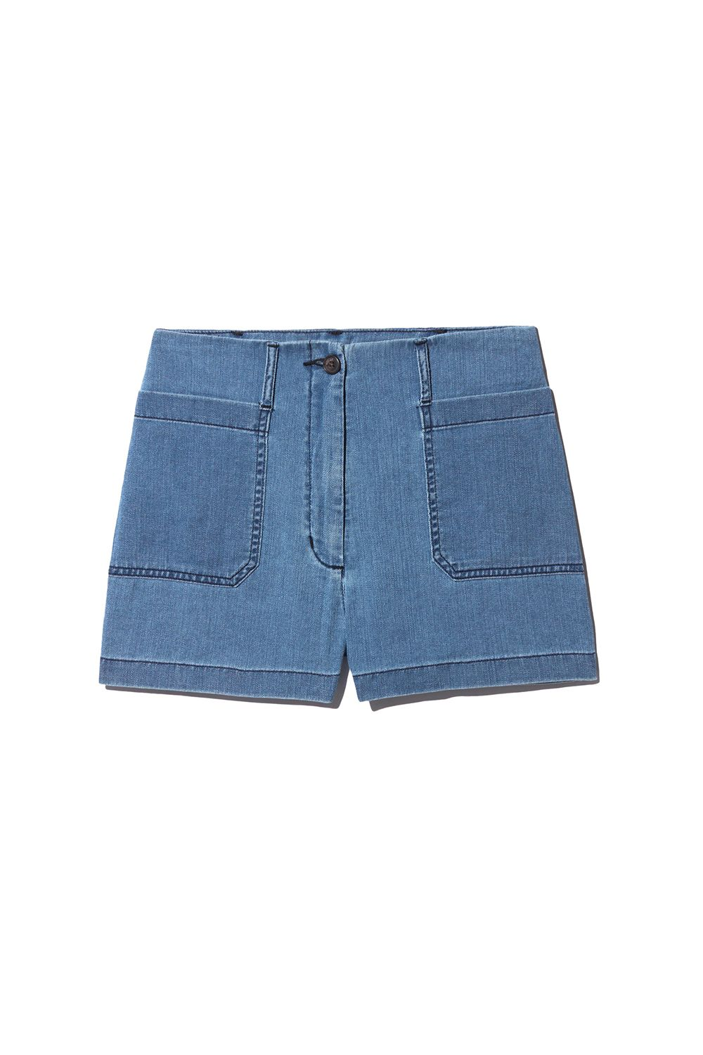 "<p>Also v. French with the high rise and symmetry, but in a more relaxed Bardot way. (Though you wouldn't want to get melted fior di latte on these either.) </p><p>Aritzia, $65; <a href=""http://us.aritzia.com/product/naves-short/59411.html?dwvar_59411_color=3555"" target=""_blank"" data-tracking-id=""recirc-text-link"">aritzia.com</a>.</p>"