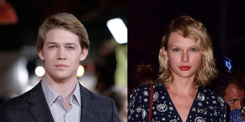 Taylor Swift and Joe Alwyn spotted together