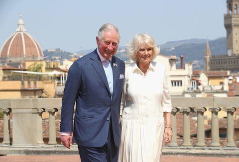 Prince Charles affair with Camilla