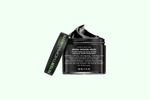 """<p>If you were lusting after those&nbsp&#x3B;viral 24K&nbsp&#x3B;gold masks from Peter Thomas Roth, here's another addition to the family that feels equally luxurious. The mask feels soft and supple on the skin and works well at minimizing&nbsp&#x3B;pores.&nbsp&#x3B;</p><p><strong data-redactor-tag=""""strong"""" data-verified=""""redactor"""">$58&#x3B; <a href=""""http://www.ulta.com/irish-moor-mud-mask?productId=xlsImpprod11961225#pr-header-back-to-top-link"""" target=""""_blank"""" data-tracking-id=""""recirc-text-link"""">ulta.com</a>.</strong></p>"""