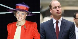 Prince William misses mother Princess Diana