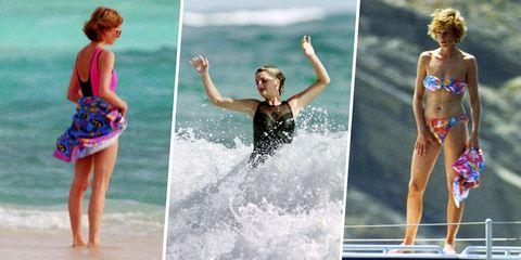 Fun, Swimwear, Vacation, Bikini, Summer, Recreation, Leisure, Surface water sports, Wave,