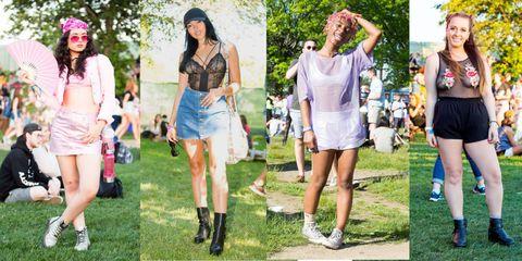 Clothing, Street fashion, Footwear, Fashion, Shorts, Denim, Shoe, Grass, Jeans, Dress,