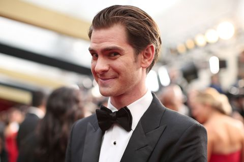 Hair, Suit, White-collar worker, Hairstyle, Formal wear, Fashion, Premiere, Bow tie, Tuxedo, Red carpet,