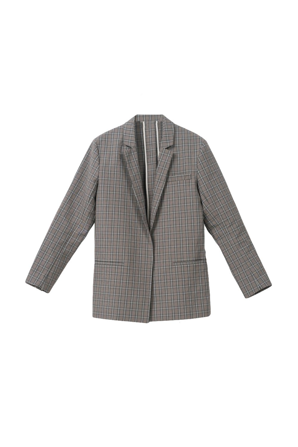 "<p>Back buttons take the standard gray flannel blazer up a notch. </p><p>Front Row Shop, $94; <a href=""http://www.frontrowshop.com/product/frs-wide-shoulder-blazer-with-back-button"" target=""_blank"" data-tracking-id=""recirc-text-link"">frontrowshop.com</a>.</p>"