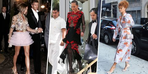 celebrity wedding outfits