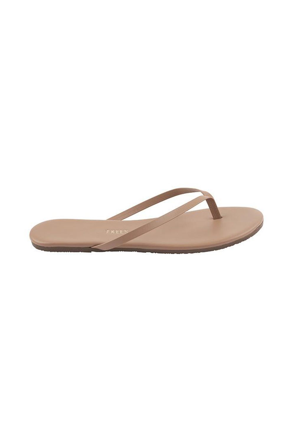 "<p><span class=""redactor-invisible-space"" data-verified=""redactor"" data-redactor-tag=""span"" data-redactor-class=""redactor-invisible-space"">""Nude"" doesn't come in just one shade&#x3B; neither do these ultra-slim flip-flops, now made for an impressively wide range of skin tones.&nbsp&#x3B;</span></p><p><strong data-redactor-tag=""strong"" data-verified=""redactor"">BUY IT: </strong>TKEES, $50&#x3B; <a href=""https://tkees.com/collections/lily-foundations/products/sunkissed"" target=""_blank"" data-tracking-id=""recirc-text-link"">tkees.com</a>.</p>"