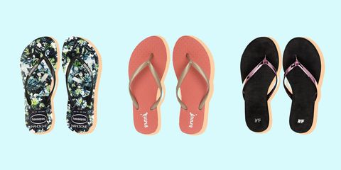 Footwear, Flip-flops, Sandal, Shoe, Material property,