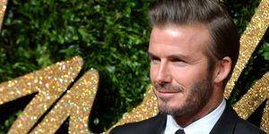 David Beckham | ELLE UK