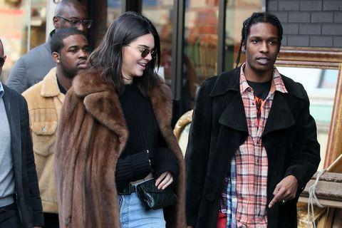 Clothing, Glasses, Jacket, Coat, Textile, Outerwear, Collar, Style, Street fashion, Fur clothing,