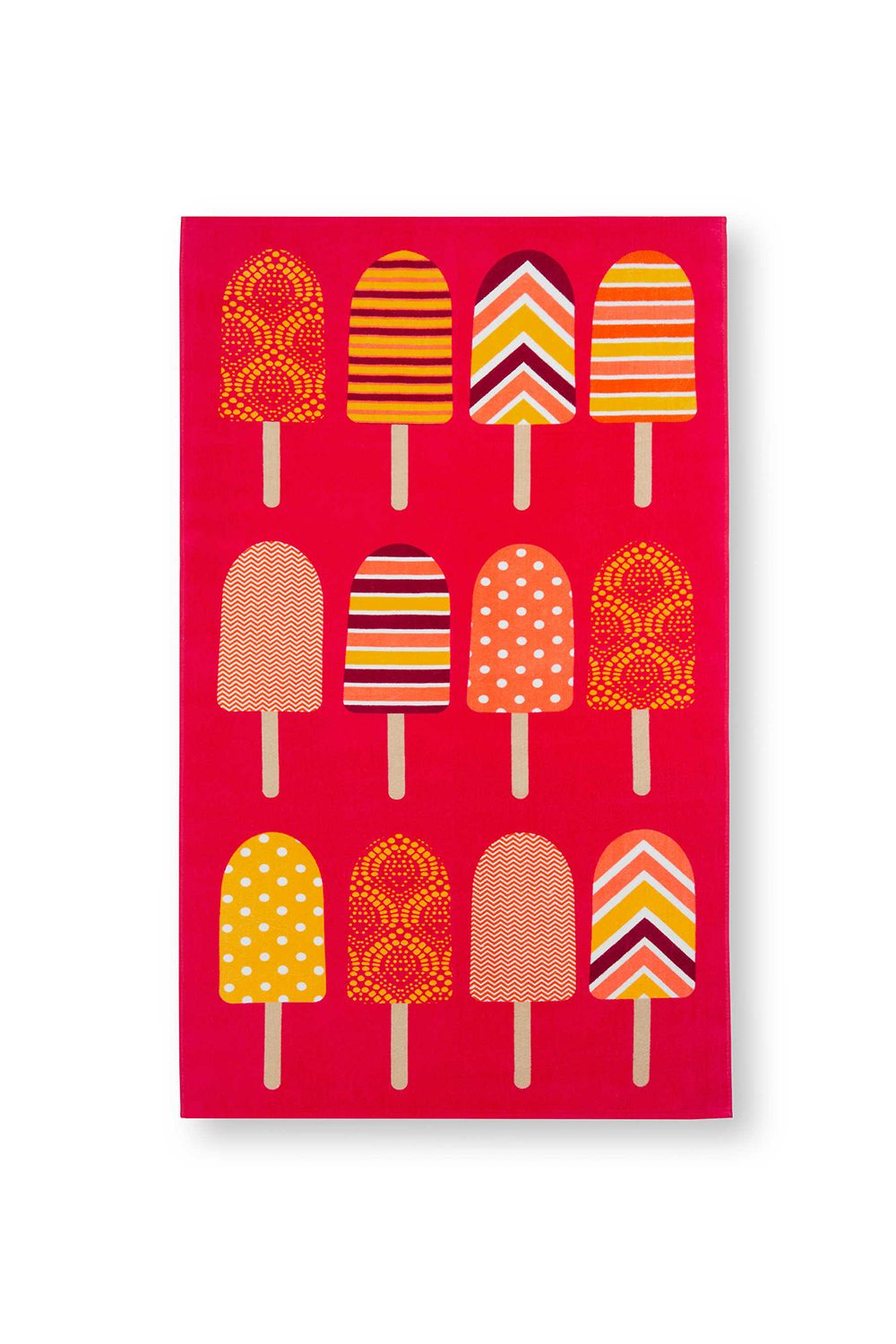 "<p><span>Popsicles for peak summer vibes and it won't set you back more than one single Hamilton. </span></p><p><strong data-redactor-tag=""strong"">Popsicle Beach Towel, $10; <a href=""https://www.bedbathandbeyond.com/store/product/popsicle-beach-towel/1043989591?Keyword=beach+towel"" target=""_blank"" data-tracking-id=""recirc-text-link"">bedbathandbeyond.com</a>.</strong></p>"