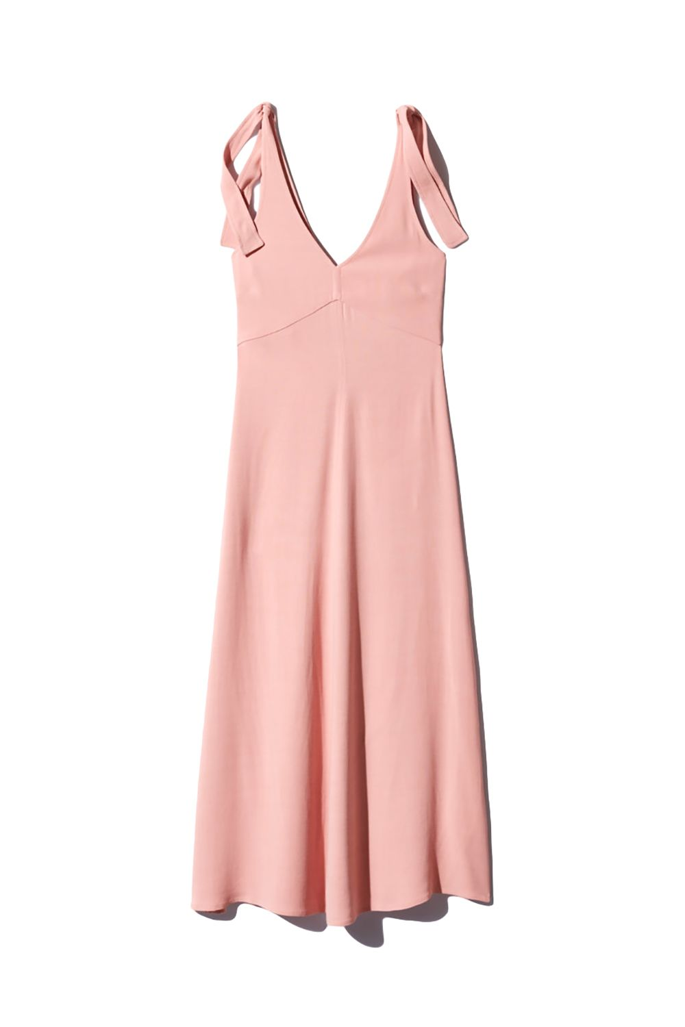 """<p>Shoulder ties and a fluted hem, because shouldn't your skirt match your drink glass of choice?</p><p><strong data-verified=""""redactor"""" data-redactor-tag=""""strong"""">BUY IT:</strong>Aritzia, $70;<span class=""""redactor-invisible-space"""" data-verified=""""redactor"""" data-redactor-tag=""""span"""" data-redactor-class=""""redactor-invisible-space""""></span><a href=""""http://us.aritzia.com/product/pr%C3%A9face-dress/62190.html?dwvar_62190_color=12289"""" target=""""_blank"""" data-tracking-id=""""recirc-text-link"""">aritzia.com</a>.</p>"""