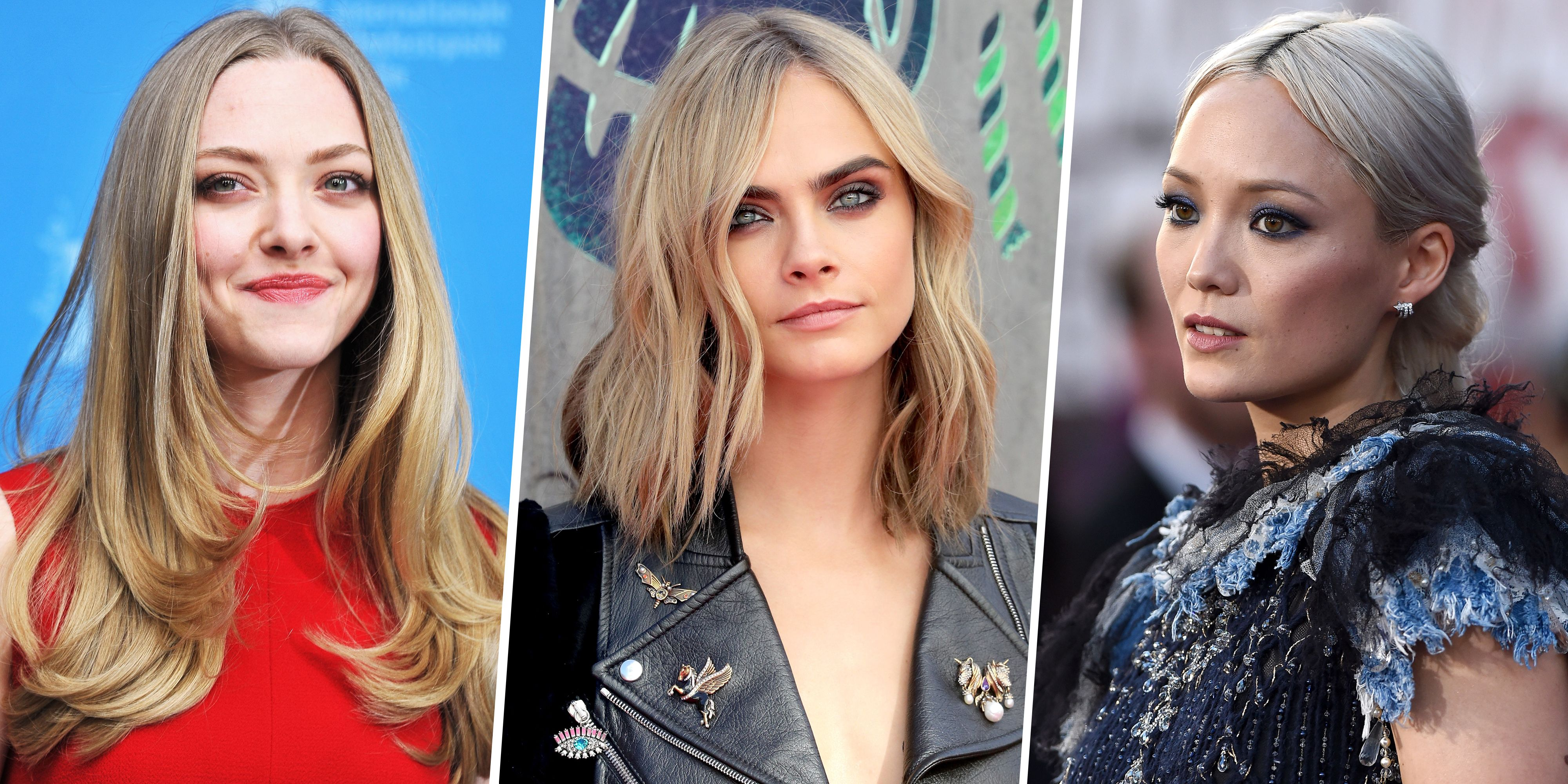Ash Blonde Hair Color Ideas Ash Blonde Hair On Celebrities