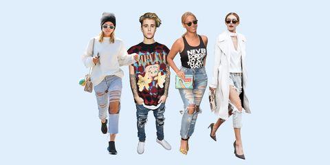 Fashion, Eyewear, Clothing, Fashion illustration, Fashion design, Fashion model, Illustration, Human, Jeans, Design,