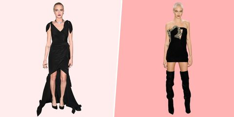 Clothing, Sleeve, Dress, Shoulder, Joint, Standing, Style, Formal wear, Waist, Fashion model,