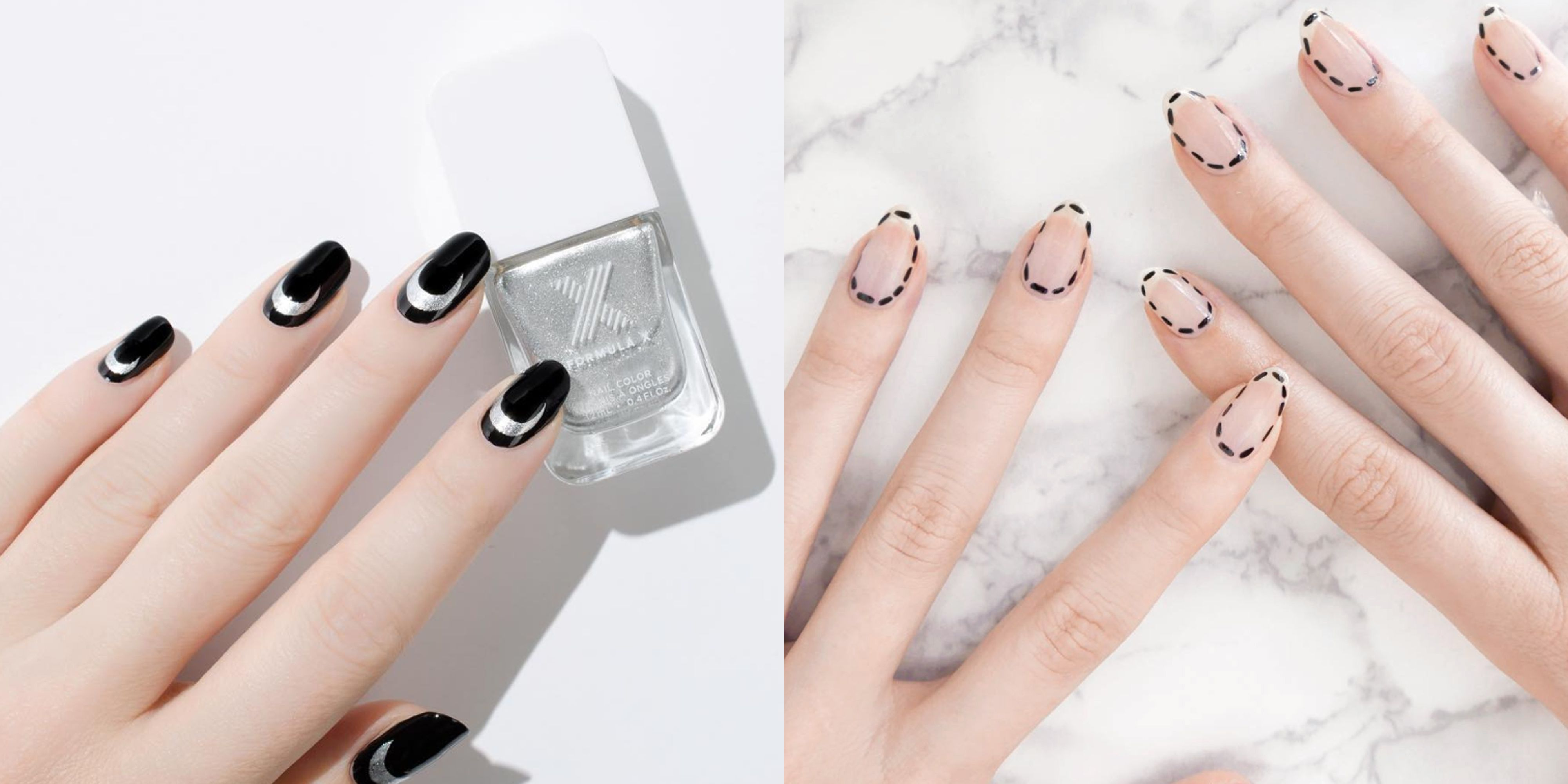 47 Cool Halloween Nail Art Ideas 2019 , Halloween Manicure