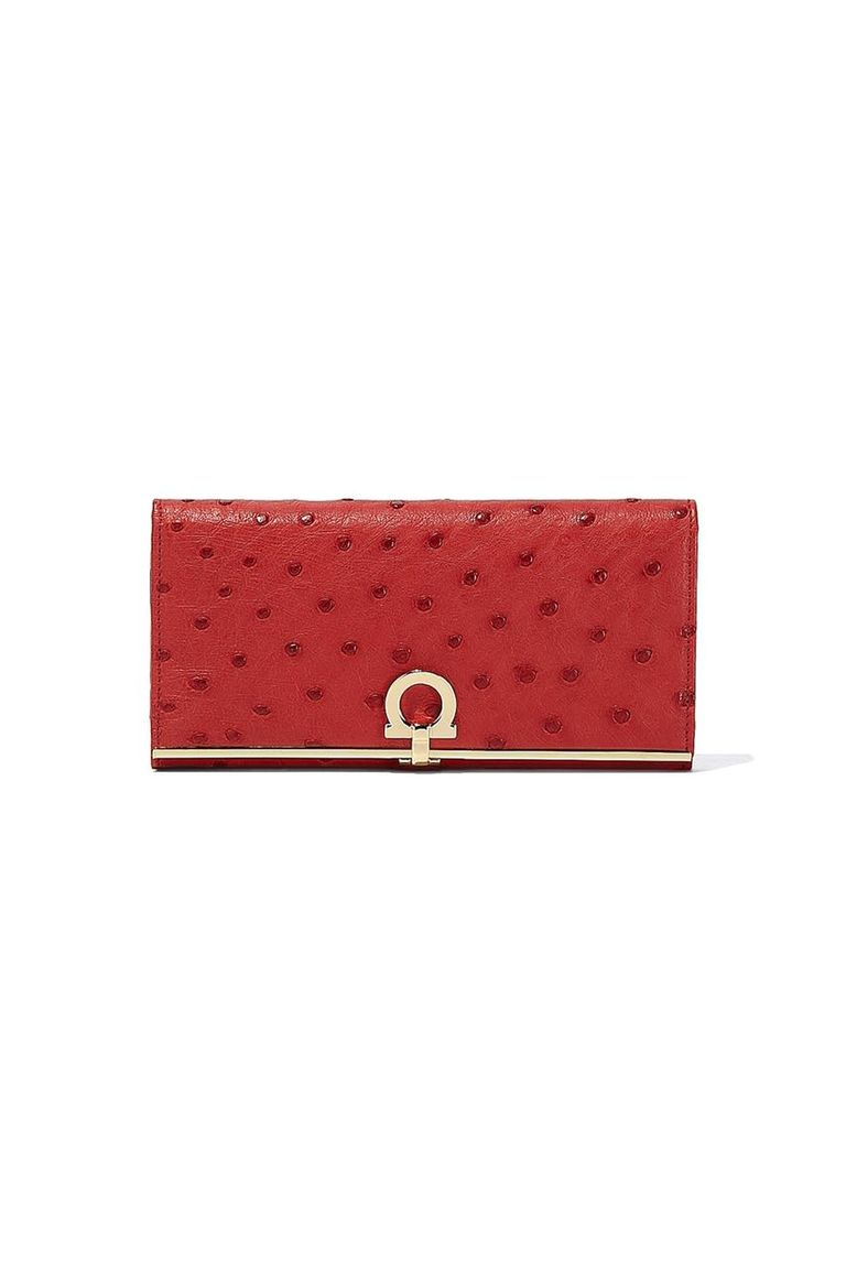 Best wallets for women affordable wallets from card cases to pa fancy ostrich skin wallet with a goldnbsplock closure that will colourmoves