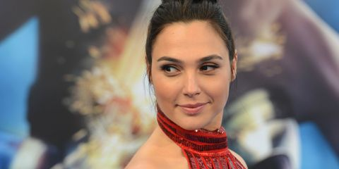 Gal Gadot Just Gave Us Our First Look at Her 'Wonder Woman 2' Costume!