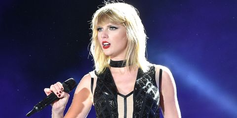 """Taylor Swift New Album About """"Time"""""""