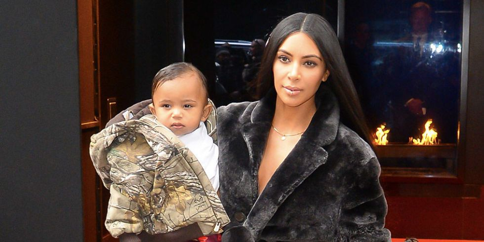 Many Moms Are Not Pleased About Kim Kardashian's Latest Photo of Saint in His Car Seat