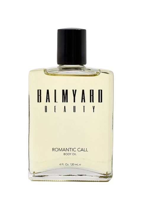"<p>Technically not a perfume in the eau de whatever sense, but in the scent sense (heh), this oil's jasmine and rose fragrance&nbsp;more than qualifies.&nbsp;</p><p><em data-redactor-tag=""em"" data-verified=""redactor"">Balmyard Beauty, $82</em></p><p><strong data-redactor-tag=""strong"" data-verified=""redactor"">BUY IT:</strong><span class=""redactor-invisible-space"" data-verified=""redactor"" data-redactor-tag=""span"" data-redactor-class=""redactor-invisible-space""><strong data-redactor-tag=""strong"" data-verified=""redactor""> <a href=""http://www.balmyardbeauty.com/shop/romantic-call-body-oil"" target=""_blank"" data-tracking-id=""recirc-text-link"">balmyardbeauty.com</a>.</strong></span><br></p>"