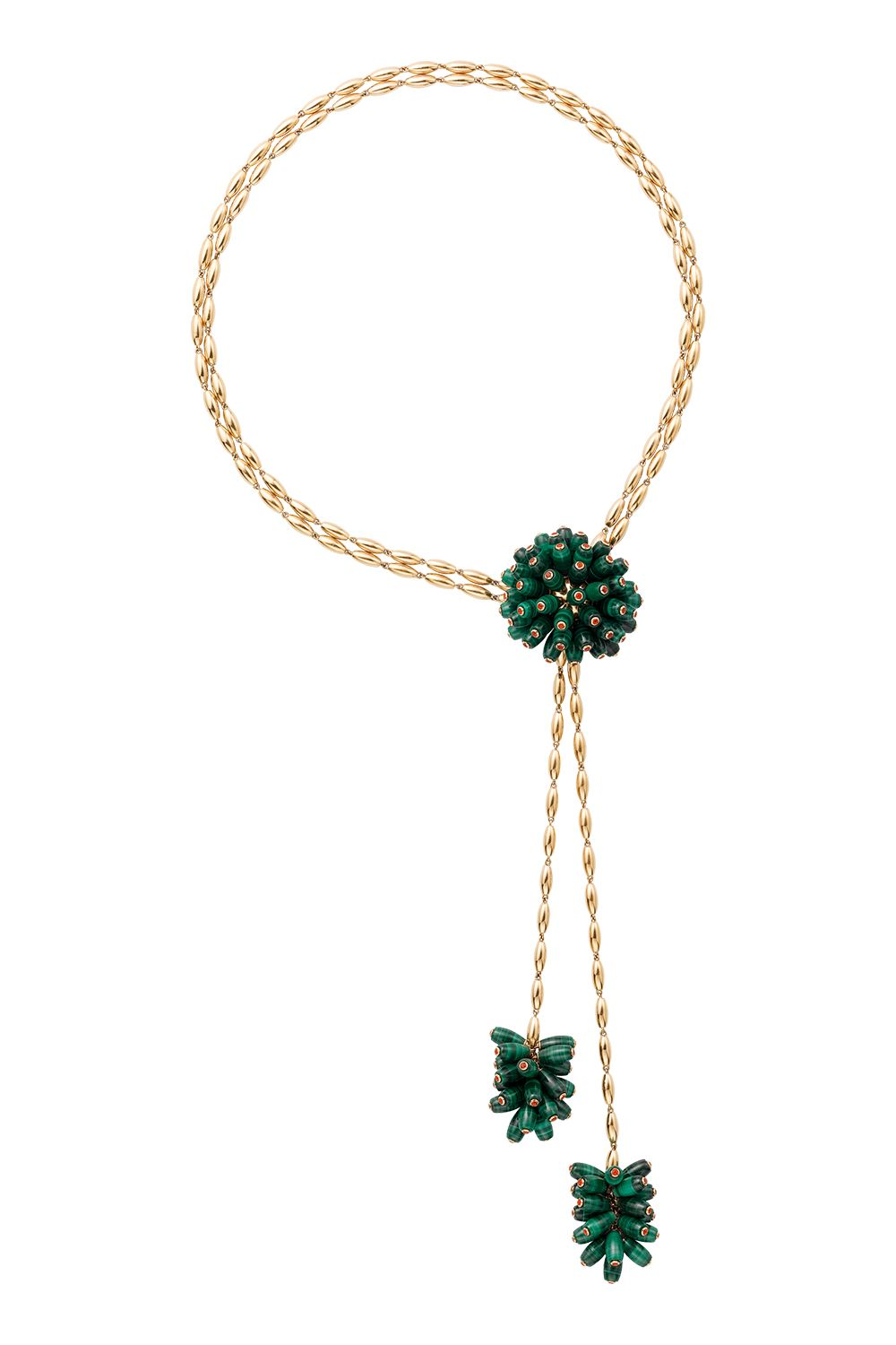 "<p>This statement necklace from the Cactus de Cartier Collection feels sexy and beachy—making it perfect for any occasion.&nbsp&#x3B;<span class=""redactor-invisible-space"" data-verified=""redactor"" data-redactor-tag=""span"" data-redactor-class=""redactor-invisible-space""></span></p><p><em data-redactor-tag=""em"" data-verified=""redactor"">Cartier Paris Nouvelle Vauge Necklace, $67,500</em></p><p><strong data-redactor-tag=""strong"" data-verified=""redactor"">BUY IT:&nbsp&#x3B;</strong><a href=""http://www.cartier.com/en-us/collections/jewelry/categories/necklaces/paris-nouvelle-vague/h7000085-paris-nouvelle-vague-necklace.html"" data-tracking-id=""recirc-text-link"">www.cartier.com</a><span class=""redactor-invisible-space"" data-verified=""redactor"" data-redactor-tag=""span"" data-redactor-class=""redactor-invisible-space""> or contact Cartier.</span></p>"