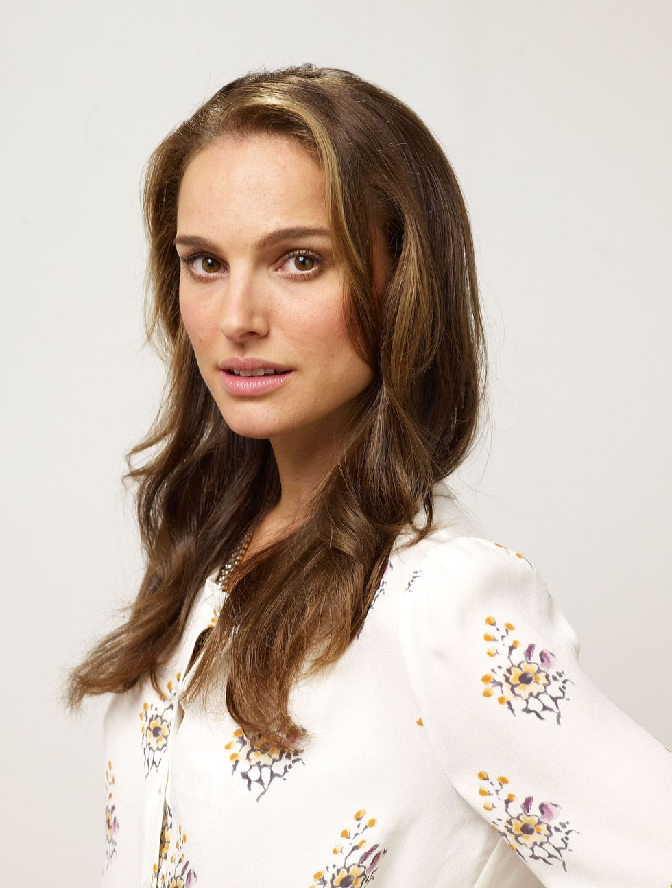 Natalie Portman's Medium-Brown Shade