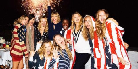 4 July Taylor Swift   ELLE UK
