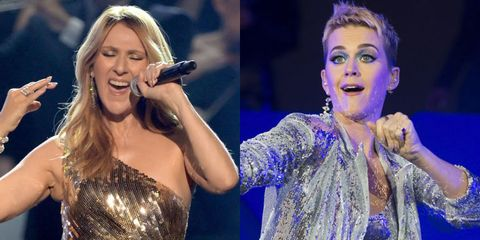 celine-dion-katy-perry